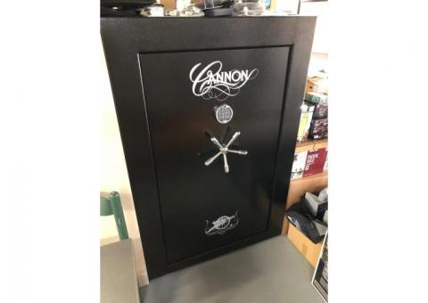 Cannon Wide Body Gun Safe - basically New