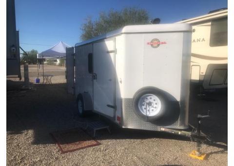 12 Cargo/camper conversion