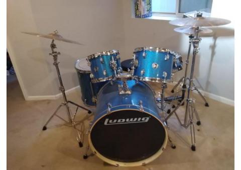 Complete Drum Set